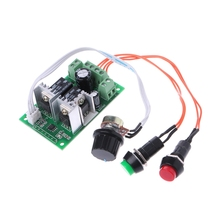 1PC DC 6V12V 24V PWM DC Motor Speed Regulator Controller Switch Linear Actuator W315