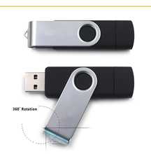C Usb OTG USB Flash Drive 8GB 16GB 32GB 64GB 128GB Pendrive High speed pen drive for SmartPhone/Tablet/PC 32 gb(China)