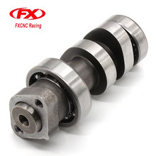 FX Aluminum Motorcycle Shaft camshaft cam for Honda CBF 125 Motorcycle Engine Parts(China)