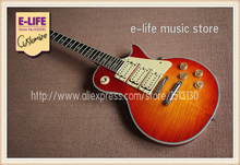 Hot Edition Ace Frehley Signature Budokan 1977 LP Guitar Vintage CS Flame Top Chinese Factory In Stock