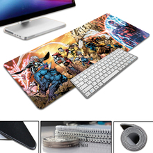 2017 Hot X-Men Online Super Large Mouse Pad 900*300*2mm and 700*300*2mm With Locking Edge For desktop And Laptop Computer
