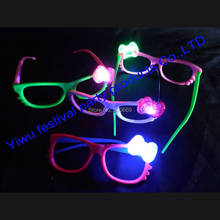 hot sale free shipping Free Shipping DIY fashion lady girl Hello Kitty Glasses Popular Hellokitty eyeglasses frames latest style