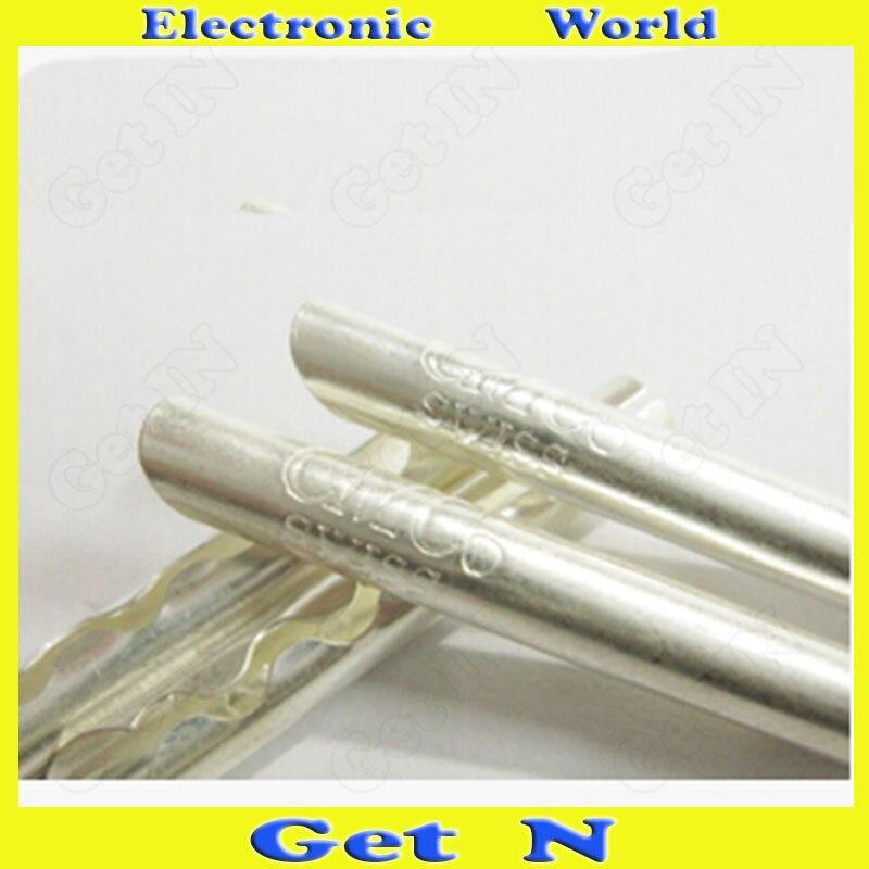 2pcs-20pcs CMC-0628-CU-AG Banana Connectors Thick Silver Plated Banana Plug/Jack Banana Socket<br><br>Aliexpress