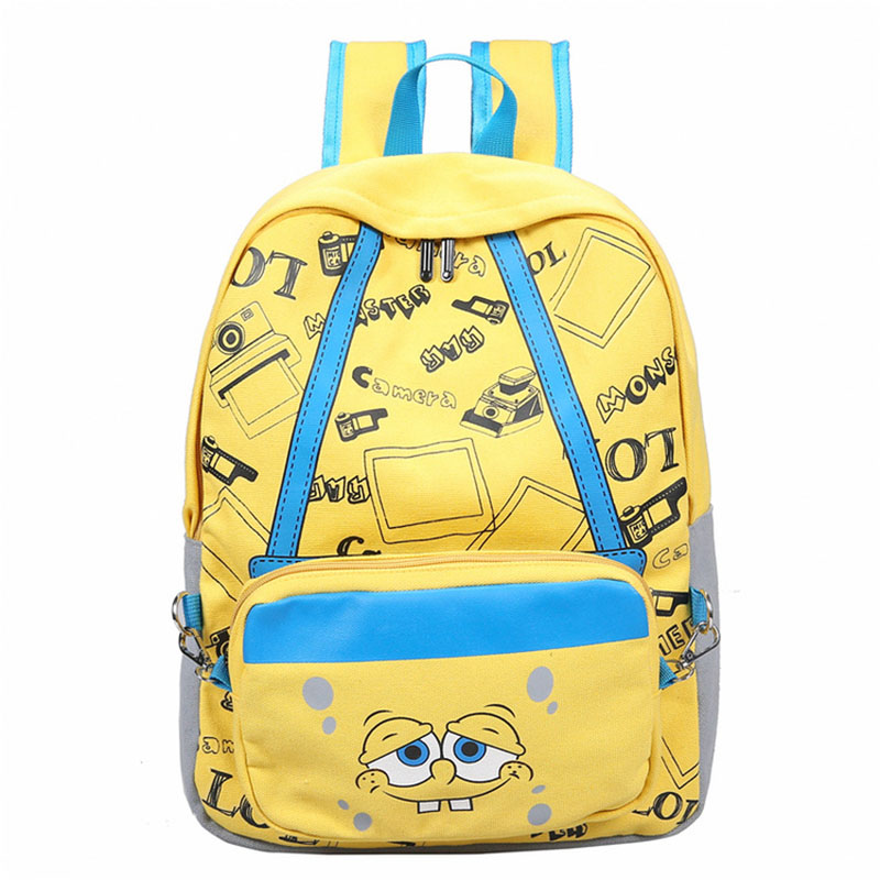 Backpacks Student School Bag Cartoon Print Rucksack Cartoon Sonic Boys Girls School Bags For Kindergarten Daily Backpack Book Ba<br><br>Aliexpress