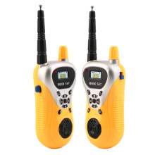 2Pcs Electronic Walkie Talkie Toy Electronic Portable Two-Way Radio Set Interphone Spy Gadgets Intercom Children Kids Spy Toys