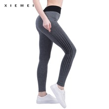 Buy High waist workout sporting leggings women jeggings fitness active leggings femme gyms sweat pants legentsy calzas women trouser for $10.87 in AliExpress store