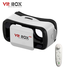 "VR BUCINUM VR BOX 3.0 PRO 3D VR Glasses Virtual Reality Glasses Support 4.5-5.5"" Smartphones +Wireless Controller for 3D Games"