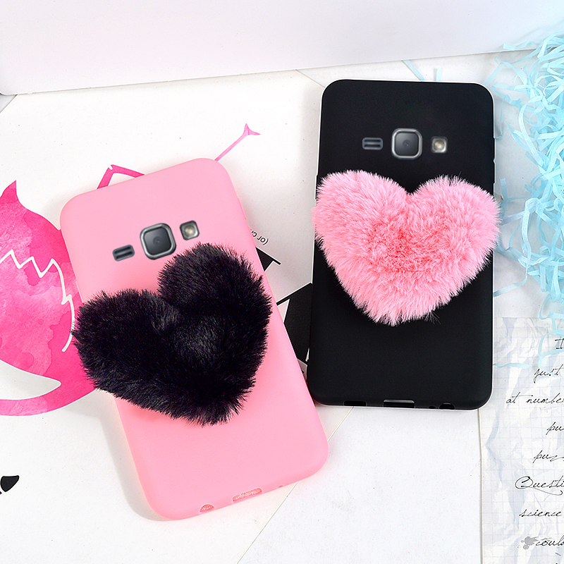 3D Love Heart Soft Case For For Samsung Galaxy J1 J2 J3 J5 J7 A3 A5 A7 2016 2017 2018 Prime Duo Max Note S8 S9Plus A9 Star Cover