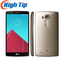 Unlocked Original LG G4 H815T H810 H818 Quad core 32GB ROM 16.0 MP Camera 5.5'' 1440 x 2560 pixels 4G LTE Moblie phone(China)