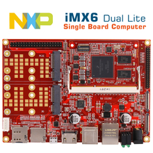 i.mx6dual lite computer board imx6 android/linux development board i.mx6 cpu cortexA9 board embedded POS/car/medical/industrial(China)