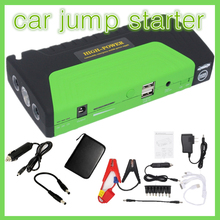Car power bank high capacity lithium polymer battery 12V Power Bank Engine Jumper starter Booster Multi function
