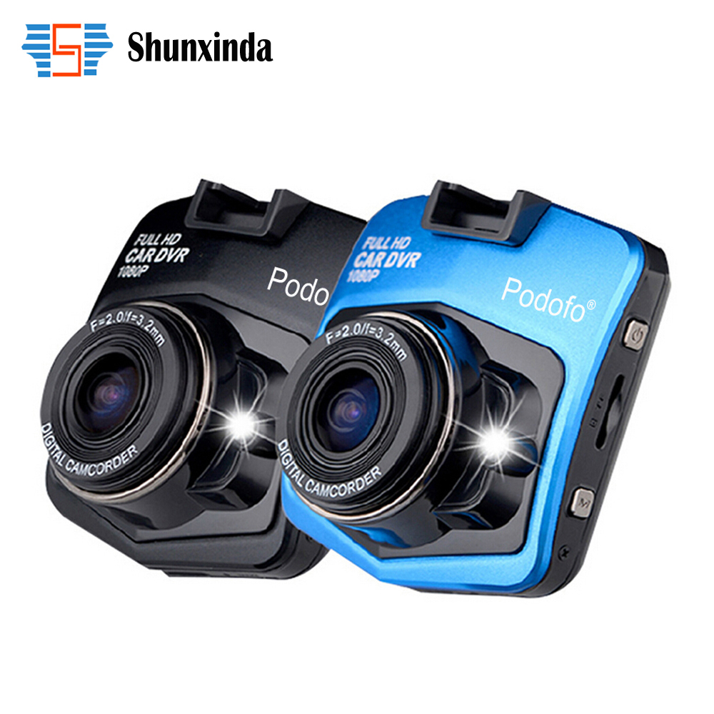 Original Dash Cam Podofo A1 Mini Car DVRs Camera Full HD 1080P Recorder Video Registrar Night Vision Cycle Recording Black Box<br><br>Aliexpress