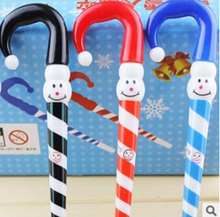 10 pcs Super cute umbrella Smile ballpoint pen The Christmas pen for school and office supplies Gift Pen Free shipping