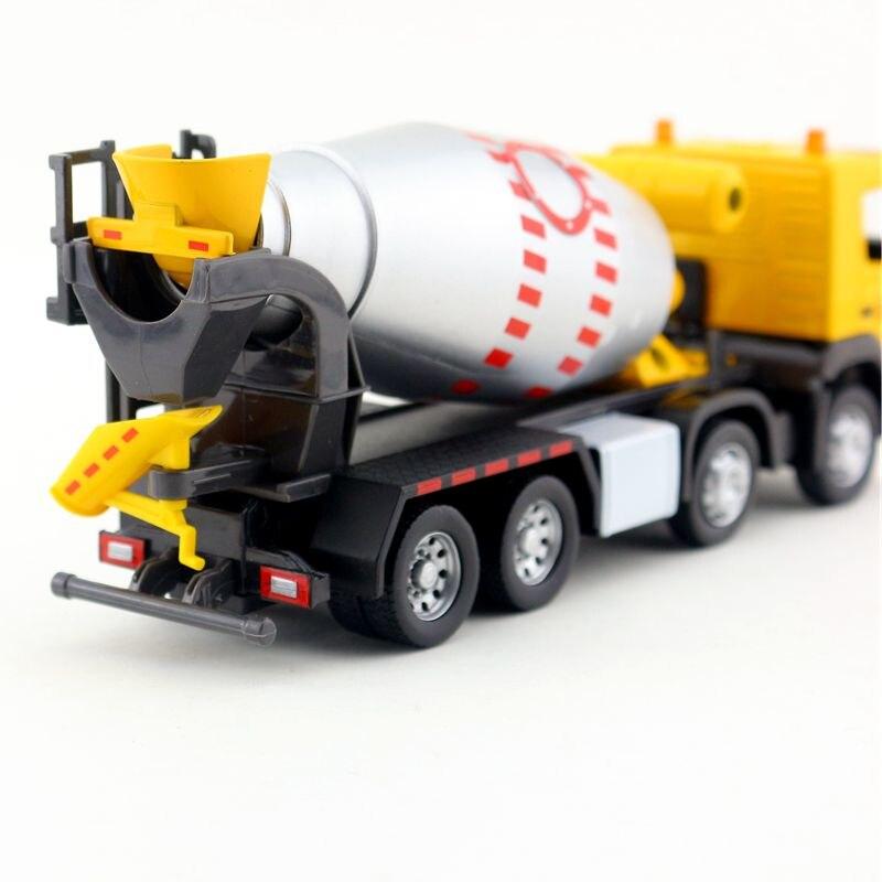 Volvo Cement Mixer Truck (4)