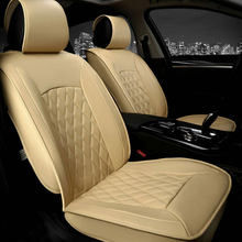 Universal Leather car cushion 5 seat Use MG for Hyundai ,Kia ,skoda ,Honda , High quality special Car Seat  Covers