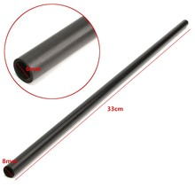 1pc Carbon Fiber Tube Boom 33cm x 8mm x 6mm for RC copter Quadcopter