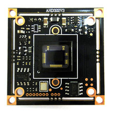 "HD 1080P AHD 1/2.9"" Sony IMX322 + NVP2441 Starlight Low illumination CCTV board camera module PCB board"