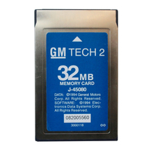 2015 Newest Professional 32MB Card For G-M Tech2 6 Software Optional MB Memory G-M Tech 2 Card for O-pel/S-AAB/H-olden/Suzuk-i(China)