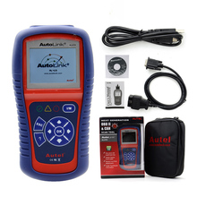 Top Quality Original Autel AutoLink AL419 OBD II & CAN Code Reader Auto Link AL 419 Update Online Auto Diagnosis Tool