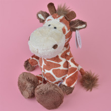 35cm NICI Forest Giraffe Plush Toy, Baby Gift Kids Toy Wholesale with Free Shipping