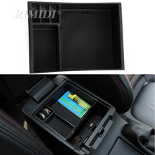 Car armrest storage box Glove box tray storage box For Mazda MK 6 Atenza 2013 2014 2015, Auto Accessories