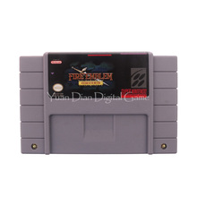 Nintendo SFC/SNES Video Game Cartridge Console Card Fire Emblem Genealogy Of The Holy War USA English Language Version