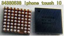 15pcs/lot Original and new touch screen control IC 343S0538 For iPhone 4S 4GS