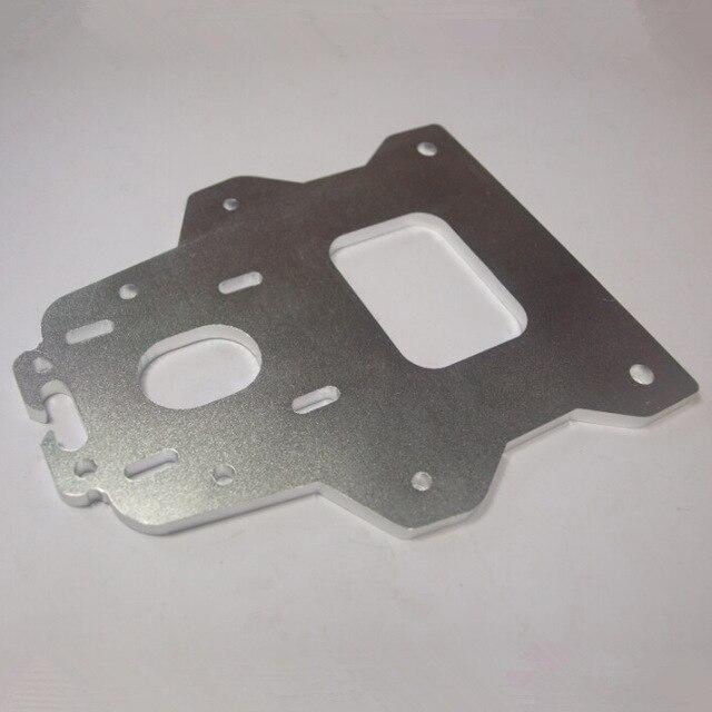 Openbuilds buey CNC piezas de la maquina accesorio Openbuilds buey aleacion de aluminio CNC buey volver X ejes placa de 6 mm<br><br>Aliexpress