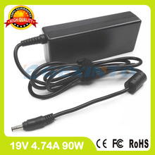 ac adapter 19V 4.74A laptop charger for HP Pavilion DV8100 DV8200 DV8300 DV8400 DV9000 DV9100 DV9200 DV9300 DV9400 DV9500 DV9600(China)
