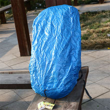 60L - 90L backpack cover sport bag covers dust protection waterproof rain cover for outdoor camping hiking Climbing cycling(China)