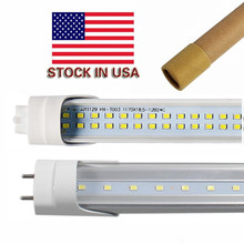 led tube t8 1200mm 4ft 22W led tube light AC85-265V led fluorescent tube lamp in US warehouse No TAX fast shipping and delivery(China)