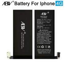 ABV Brand Apple Iphone 4 Replacement battery For Apple iPhone 4 battery with free repairing tools