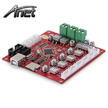 Anet V1.0 Ramps1.4 Update Version 3D Printer Controller Board 12V 24V Motherboard Reprap RAMPS-FD Shield Ramps Control Switch