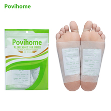 120Pcs Detox Foot Pads Patch Health Care Foot Care Tools Adhesives Herbal Cleansing Bamboo Pads Beauty Slimming Patch C033(China)