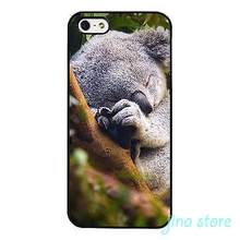 Sleeping Koala Bear Australia Soft Cell Phone Cases For iphone 5s 6 6s 6plus 7 7plus Samsung galaxy s3 s4 s5 s6 edge s7 edge
