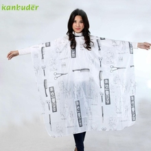 Pretty Kanbuder Hair Salon Cutting Barber Hairdressing Cape For Haircut Hairdresser Apron Sketch Gift 1pc
