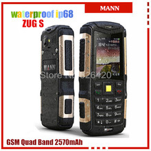 Original Mann ZUG S ip67 waterproof phone long standby GSM old man mobile cell phones outdoor czech Polish M18 F8 s6 a12