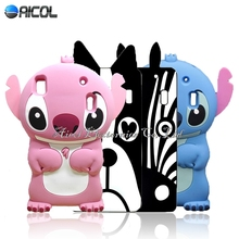Stitch Case For Lenovo K3 Note Cute Cat Soft Case For Lenovo K3 Note K50-T5 A7000 Dog Zebra Minions Ice Cream Cover