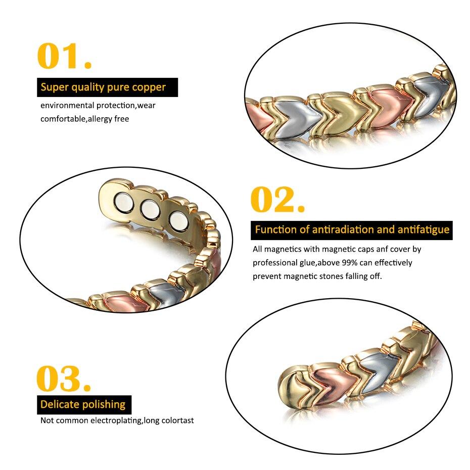 Cuff Copper Bangles  (2)