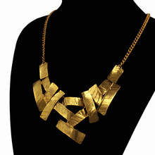 Gothic Necklace Brand Luxury Charm Metal Chain Cheap Vintage Gold Color Statement Necklace 2016 Bijoux Jewelry For Women(China)