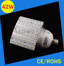 E40 E27 42W LED street light high power Road lamp AC100~240V 42w road lighting lamps Garden lighting source