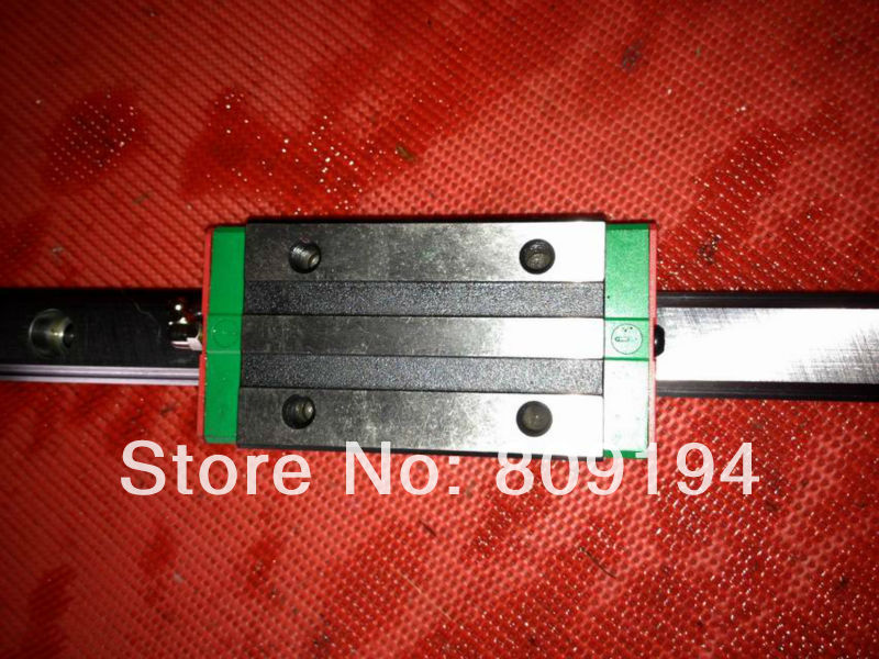 HIWIN MGNR 440mm HIWIN MGR7 linear guide rail from taiwan<br>