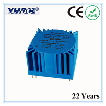 PTC35 For Audio usage 35VA 2*110V 2*15V toroidal transformer, encapsulated PCB transformer(China)