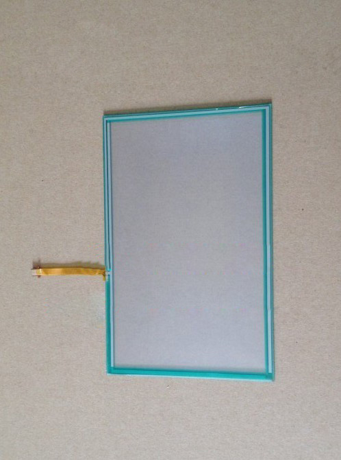New For Konica Minolta Bizhub C203 C253 C353 C353P C451 C550 C650 Copier Touch Panel Screen Glass<br>