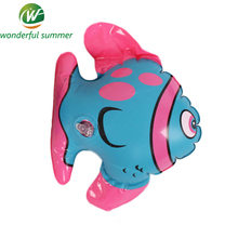 3 Pieces/Set 16cm Mini Inflatable Fish Water Play Fun Toys For Kids Child Pool Float Birthday/Wedding Party Balloon Decorations(China)