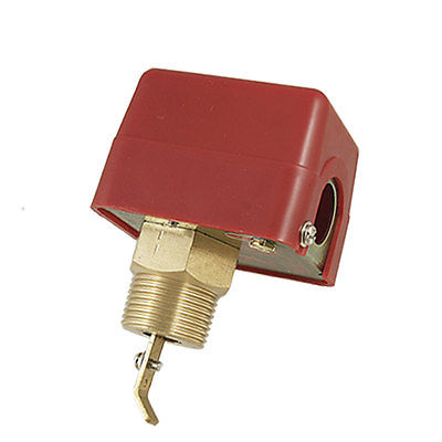 AC 250V 15A SPDT G1 Cooling System Water Flow Valve Paddle Control Switch HFS-25<br>