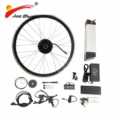 "36V 12AH Samsung Kettle Battery Electric Bike Kit with strong power 350W/500W Motor for 20""-28"" Bicycle refit JS-Holly-161(China)"
