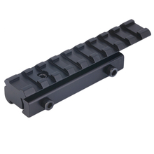 11mm to 20mm Dovetail to Weaver Rail Mount Base Adapter Scope Mount Converter Laser Sight New Arrival
