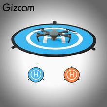 Gizcam for DJI Royal Mavic Pro Wizard 3/4 UAV Model Parking Apron Protective Pad Toys Landing Pads(China)