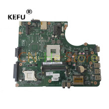 KEFU FOR FUJITSU A532 AH532 Laptop motherboard CP581562-01 DA0FH6MB6E0 DDR3 Integrated Graphics(China)